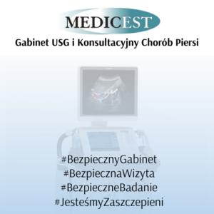 Gabinet Konsultacyjny Chorób Piersi i USG
